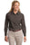 L608 Port Authority® - Ladies Long Sleeve Easy Care Shirt. - LogoShirtsWholesale                                                                                                       - 2