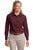 L608 Port Authority® - Ladies Long Sleeve Easy Care Shirt. - LogoShirtsWholesale                                                                                                       - 4