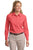 L608 Port Authority® - Ladies Long Sleeve Easy Care Shirt. - LogoShirtsWholesale                                                                                                       - 11