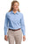 L608 Port Authority® - Ladies Long Sleeve Easy Care Shirt. - LogoShirtsWholesale                                                                                                       - 12