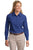 L608 Port Authority® - Ladies Long Sleeve Easy Care Shirt. - LogoShirtsWholesale                                                                                                       - 16