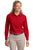 L608 Port Authority® - Ladies Long Sleeve Easy Care Shirt. - LogoShirtsWholesale                                                                                                       - 19