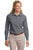 L608 Port Authority® - Ladies Long Sleeve Easy Care Shirt. - LogoShirtsWholesale                                                                                                       - 21