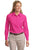 L608 Port Authority® - Ladies Long Sleeve Easy Care Shirt. - LogoShirtsWholesale                                                                                                       - 26