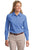 L608 Port Authority® - Ladies Long Sleeve Easy Care Shirt. - LogoShirtsWholesale                                                                                                       - 27
