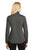 Port Authority® Ladies Active Soft Shell Jacket. L717 - GREY STEEL