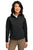 L790 Port Authority Signature® - Ladies Galcier Soft Shell Jacket - LogoShirtsWholesale                                                                                                       - 2
