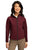L790 Port Authority Signature® - Ladies Galcier Soft Shell Jacket - LogoShirtsWholesale                                                                                                       - 5