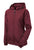 Sport-Tek® Ladies Colorblock Hooded Raglan Jacket. LST76 - MAROON