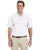 M265Prime Harriton Men's 5.6 oz. Easy Blend™ Polo - WHITE