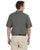 M265Prime Harriton Men's 5.6 oz. Easy Blend™ Polo - CHARCOAL