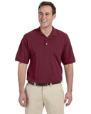 M265Prime Harriton Men's 5.6 oz. Easy Blend™ Polo - WINE