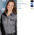 M500W Harriton Women's Long Sleeve Twill - LogoShirtsWholesale                                                                                                       - 7