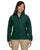 M990W Harriton Ladies' 8 oz. Full-Zip Fleece - HIUNTER