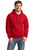 P170 Hanes Pullover Hooded Fleece - LogoShirtsWholesale                                                                                                       - 3