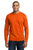 Port & Company® - Long Sleeve 50/50 Cotton/Poly T-Shirt. PC55LS- Safety Colors - LogoShirtsWholesale                                                                                                       - 3