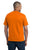 Port & Company® - 50/50 Cotton/Poly T-Shirt with Pocket. PC55P- Safety Colors - LogoShirtsWholesale                                                                                                       - 5