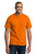 Port & Company® - 50/50 Cotton/Poly T-Shirt with Pocket. PC55P- Safety Colors - LogoShirtsWholesale                                                                                                       - 1