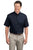 Port Authority® - Short Sleeve Easy Care Shirt. S508 - LogoShirtsWholesale                                                                                                       - 9