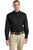 CornerStone® - Long Sleeve SuperPro Twill Shirt. SP17. - LogoShirtsWholesale                                                                                                       - 3