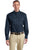 CornerStone® - Long Sleeve SuperPro Twill Shirt. SP17. - LogoShirtsWholesale                                                                                                       - 6