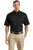 CornerStone® - Short Sleeve SuperPro Twill Shirt. SP18. - LogoShirtsWholesale                                                                                                       - 3