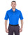U8315 UltraClub Men's Platinum Performance Piqué Polo - OCEAN BLUE
