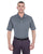 U8315 UltraClub Men's Platinum Performance Piqué Polo - CHARCOAL