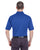 U8315 UltraClub Men's Platinum Performance Piqué Polo - COBALT