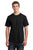 Port & Company® - All-American Pocket Tee. USA100P - BLACK