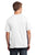 Port & Company® - All-American Pocket Tee. USA100P - WHITE