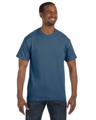 G500 Gildan Heavy Cotton™ 5.3 oz. T-Shirt - INDIGO BLUE
