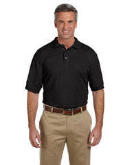 M280 Harriton Men's 5 oz. Blend-Tek™ Polo - LogoShirtsWholesale                                                                                                       - 1