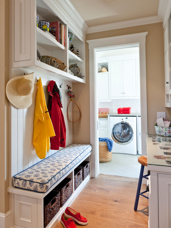 LOVING YOUR LAUNDRY ROOM