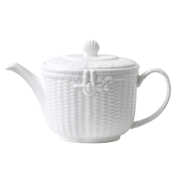 Nantucket Basket Teapot