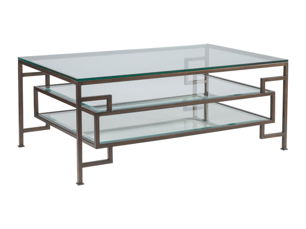 Suspension Rectangular Cocktail Table