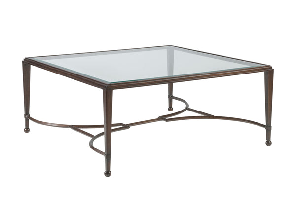 Sangiovese Square Cocktail Table