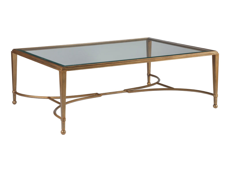 Sangiovese Large Rectangular Cocktail Table