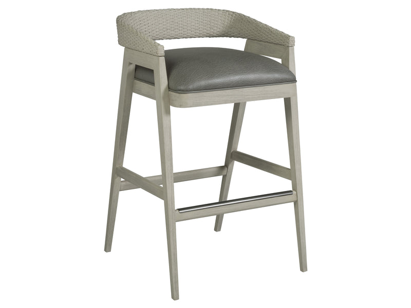Arne Low Back Barstool