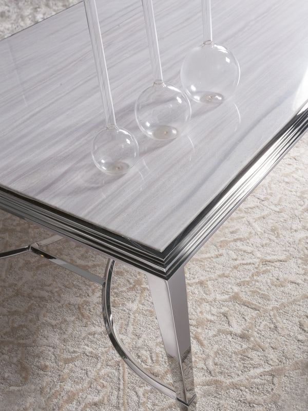 Ss Sangiovese Rectangular Cocktail Table
