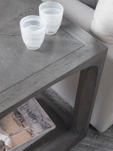 Appellation Square End Table