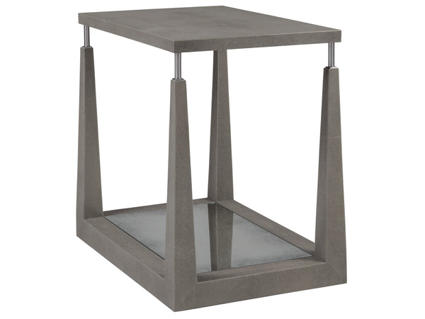 Ascension Rectangular End Table