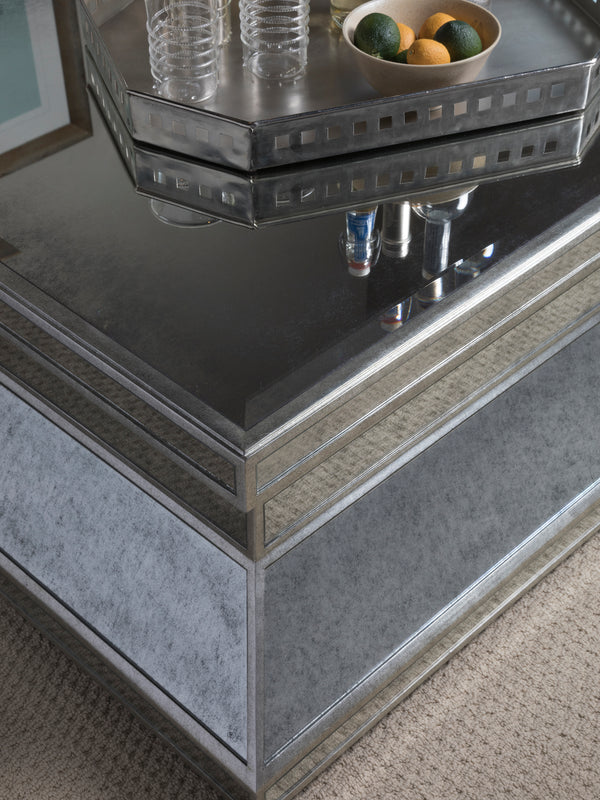 Metropole Rectangular Cocktail Table