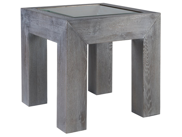 Accolade Rectangular End Table