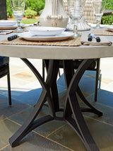 Cypress Point Ocean Terrace Round Dining Table