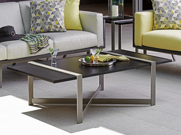 Del Mar Rectangular Cocktail Table by shopbarclaybutera