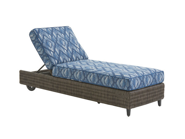 Cypress Point Ocean Terrace Chaise by shopbarclaybutera