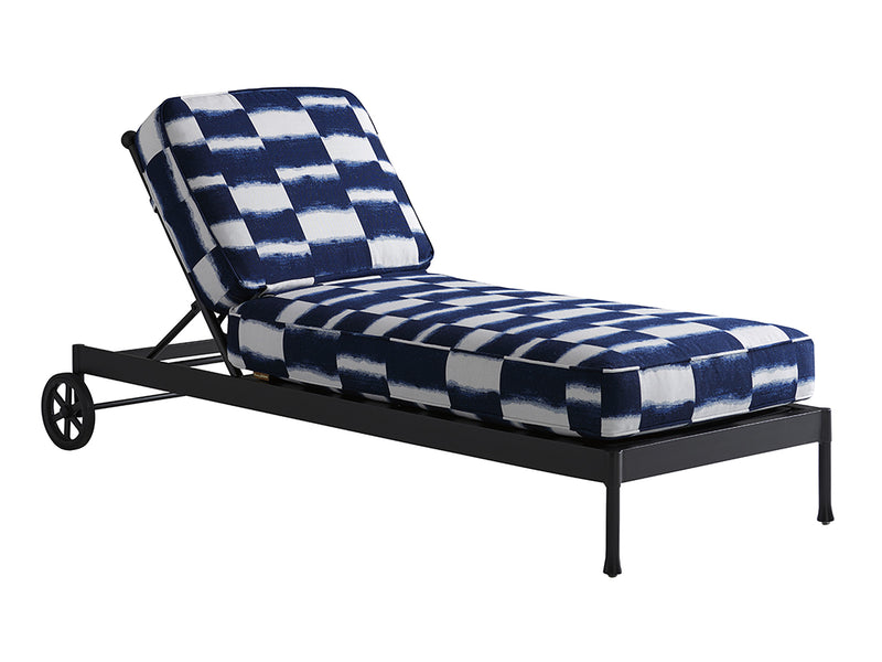 Pavlova Chaise Lounge by shopbarclaybutera