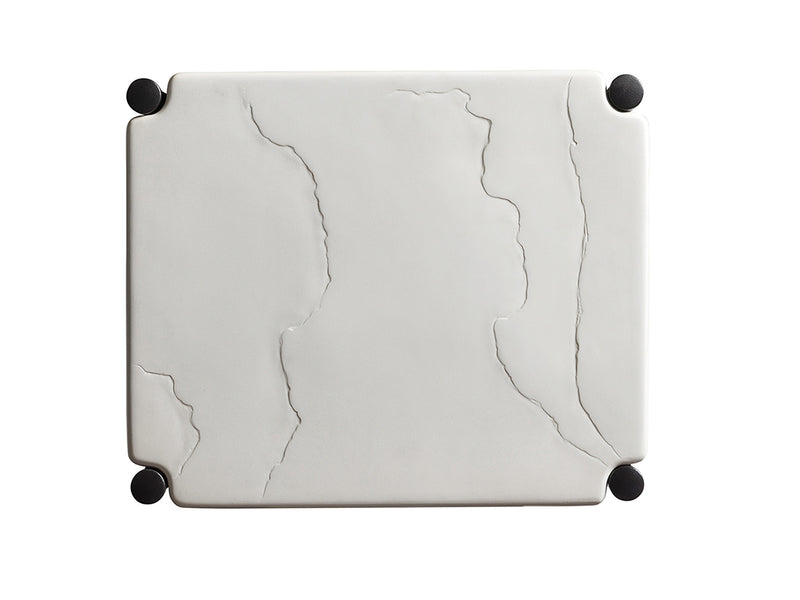 Pavlova Rectangular End Table