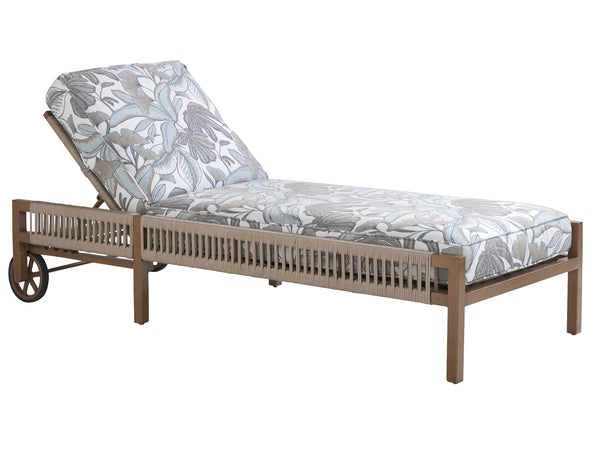 St Tropez Chaise Lounge by shopbarclaybutera